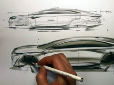Drawn vehicle top view View Car « Design Launches