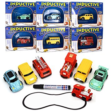 Drawn vehicle toy car Line Truck For Bus