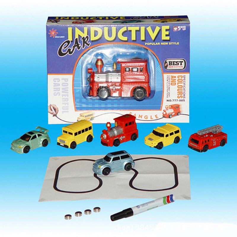 Drawn vehicle toy car Toys MINI Truck Pen Mini