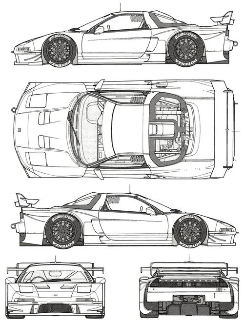 Drawn vehicle tuned car Sketches Find best more this