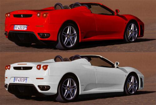 Drawn vehicle tuned car Photoshop ferrari Hongkiat Pimping white