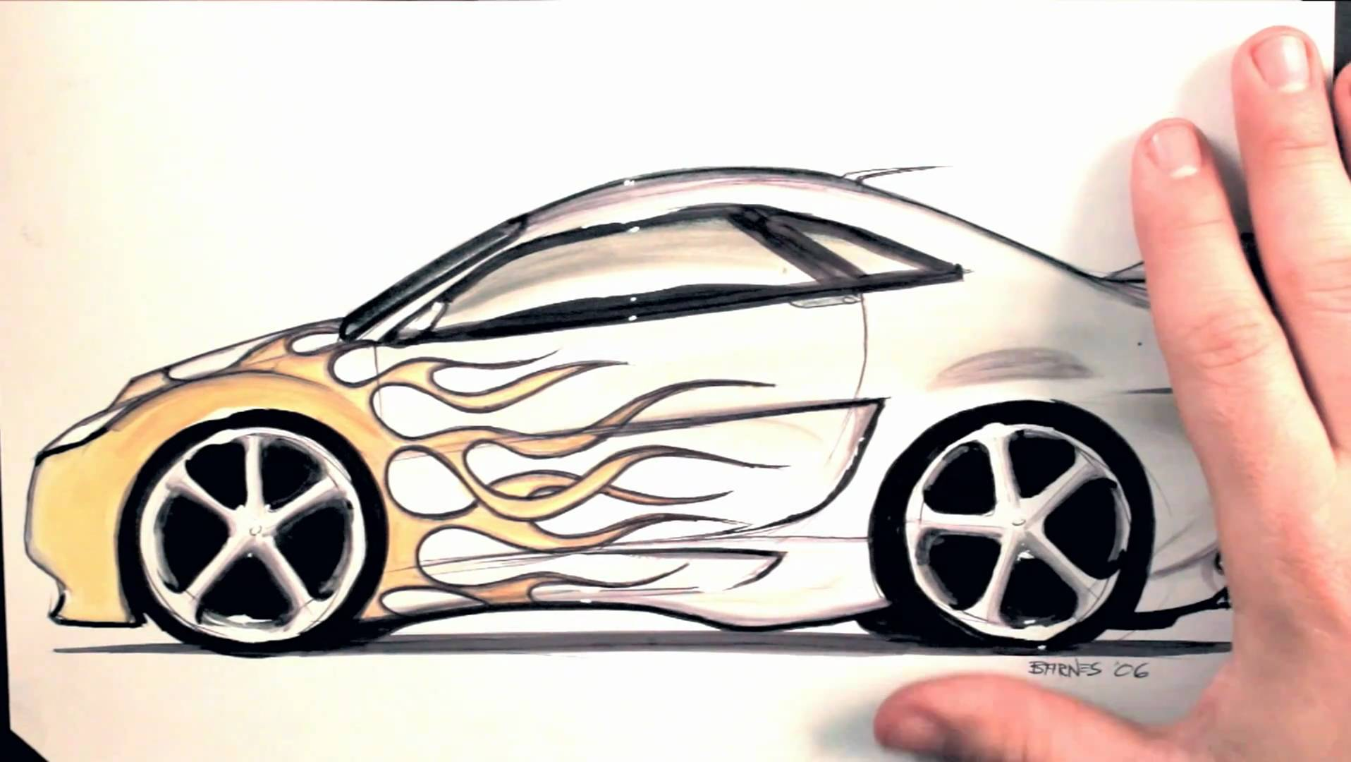 Drawn vehicle tuned car You How'd That? Tuner You