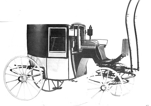 Drawn vehicle vehicle Thompson