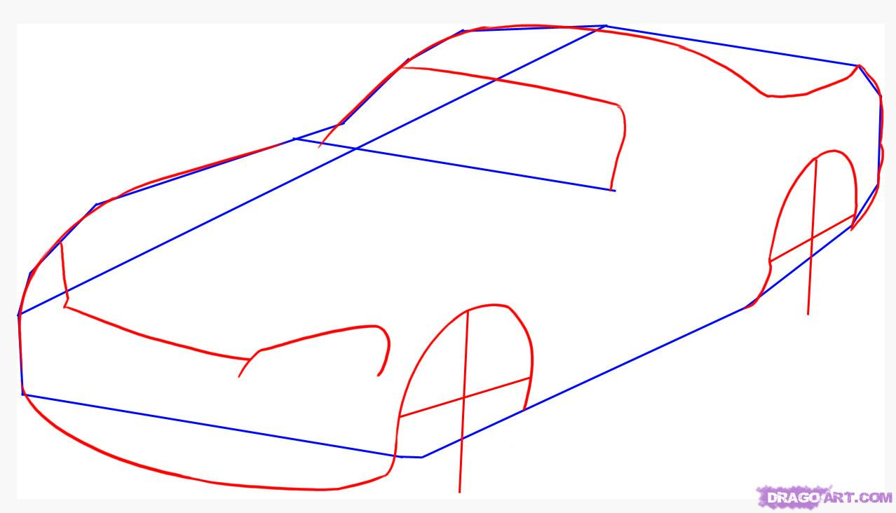 Drawn vehicle viper Cars Cars How 2 Online