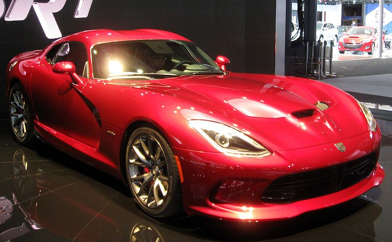 Drawn vehicle viper Viper Good The The Car