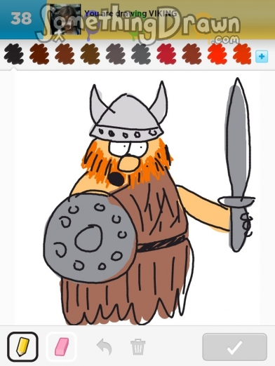 Drawn viking Draw com Something jennypah SomethingDrawn