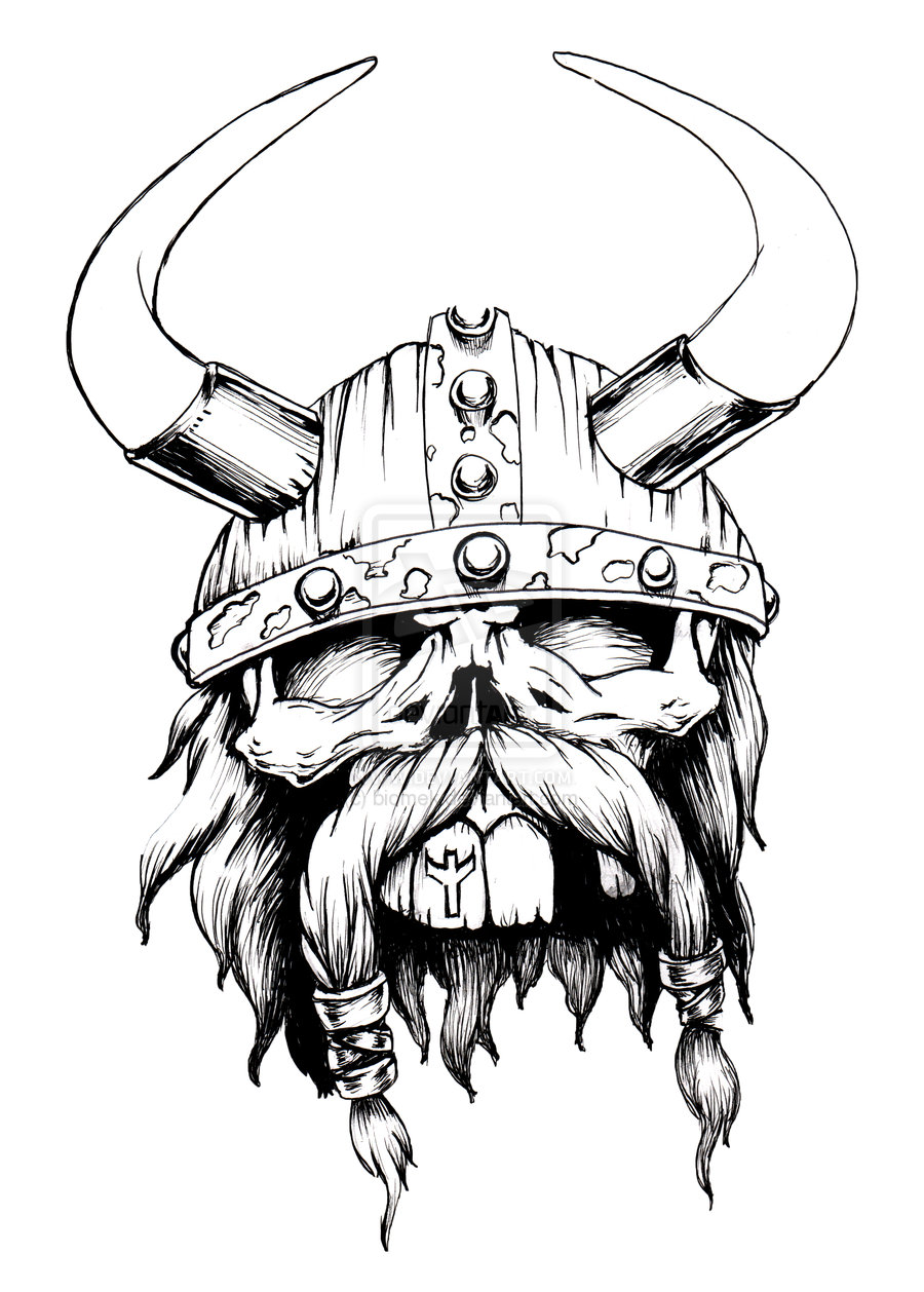 Drawn viking Images Drawing Pencil Realistic Realistic