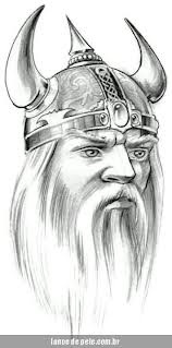 Drawn viking airbrush Image images about Google 66