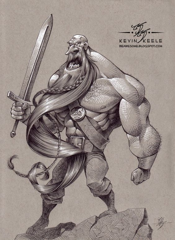Drawn viking awesome Of in Canada the I