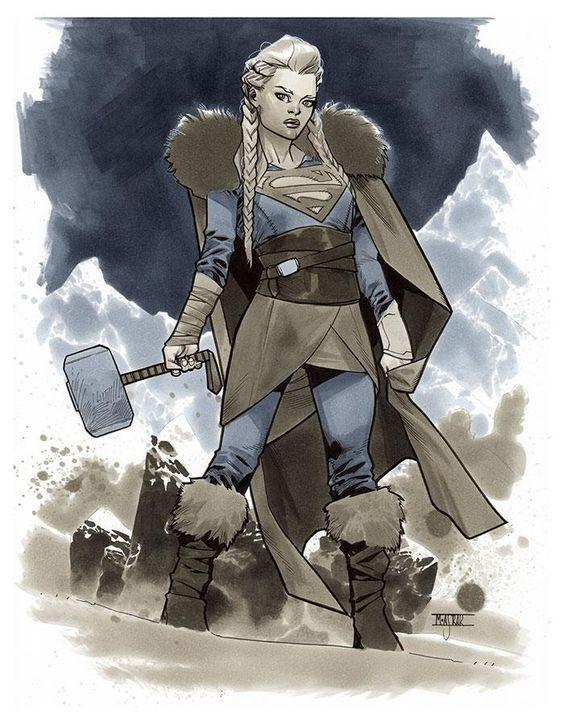 Drawn viking comic I Vikings @MahmudAsrar drawn Viking