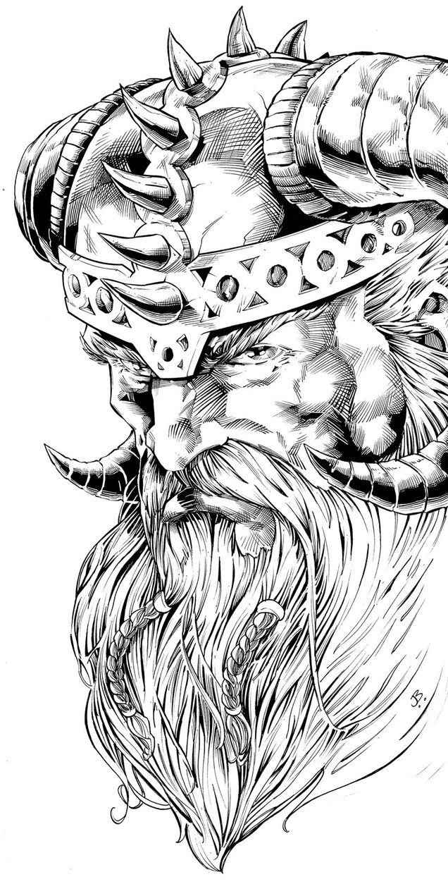 Drawn amour odin Best Pinterest on about tattoo