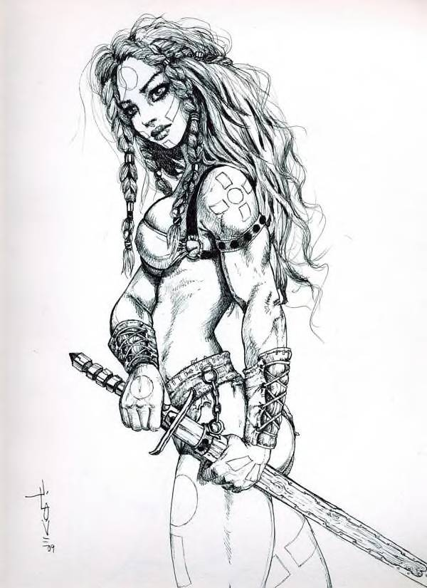 Woman Warrior clipart perseus Mine friend liked A A