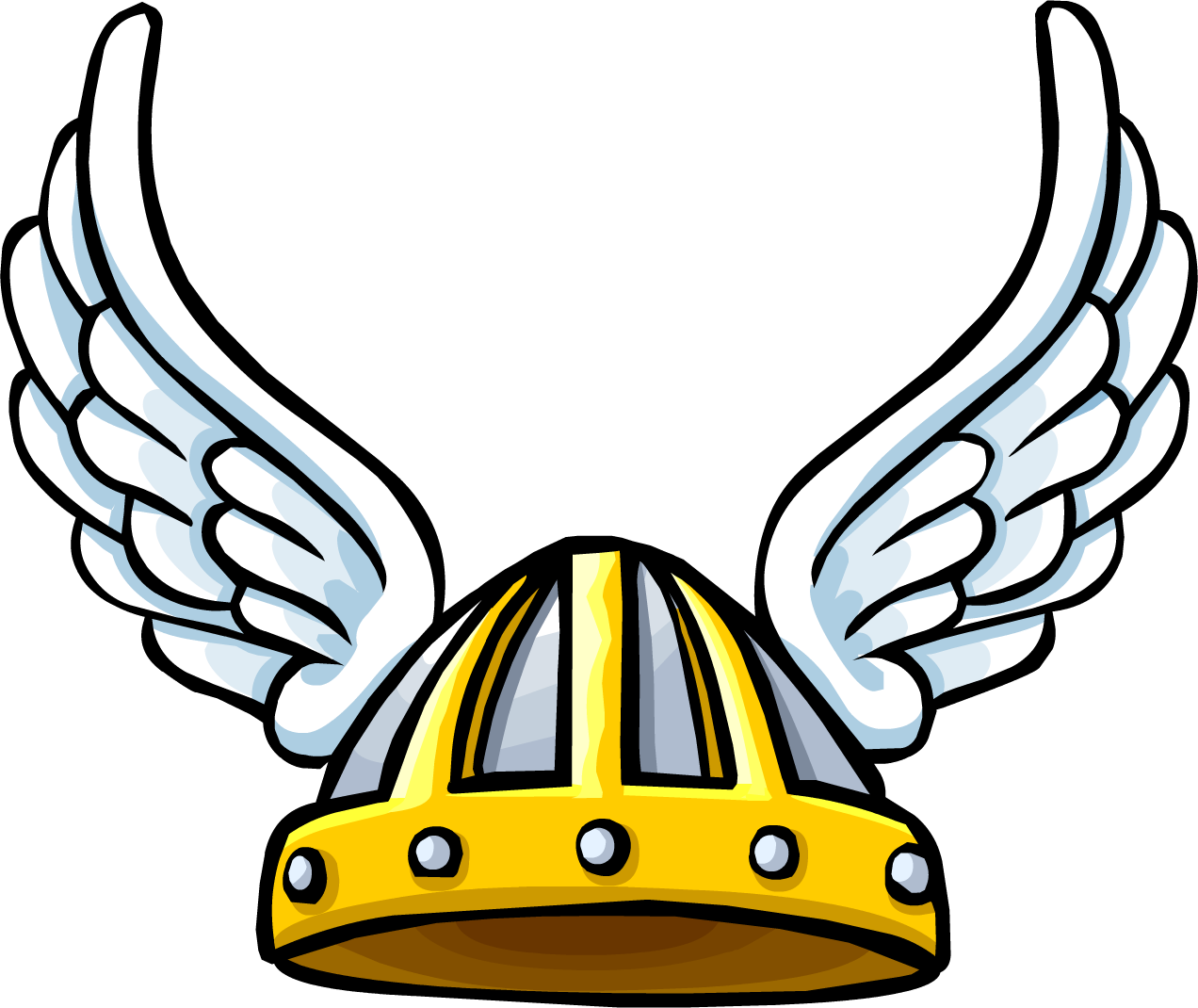 Wings clipart hermes wings By Viking  Helmet Wikia