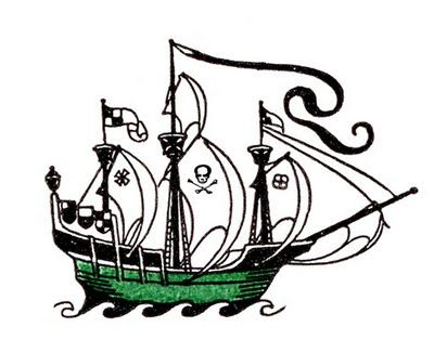 Drawn viking pirate Ship Clip Pinterest Pirate Ship