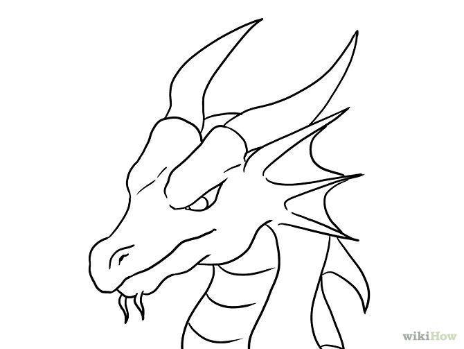 Drawn viking simple #9