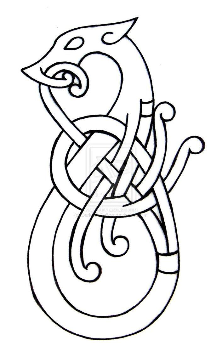 Drawn viking viking dragon Ideas Viking on ~DarkSunTattoo Best