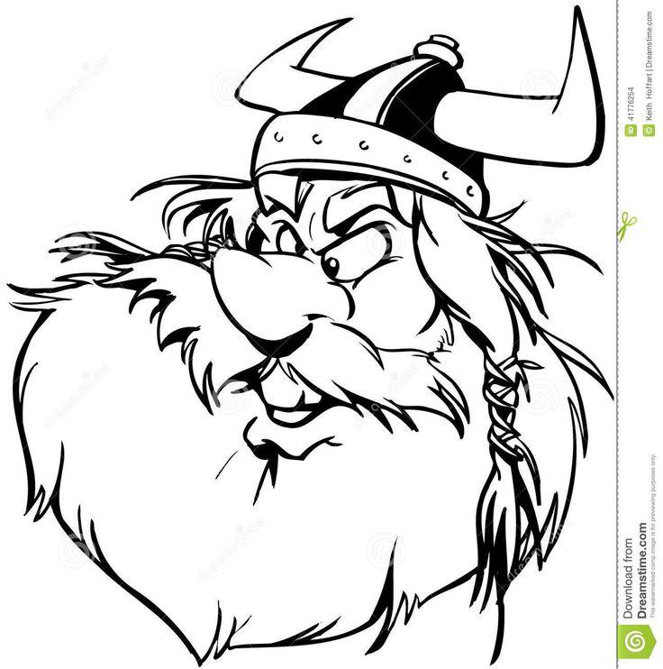 Drawn viking viking man Best viking about on clipart