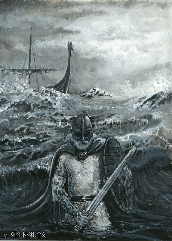 Drawn viking viking man  ideas 25+ Viking on