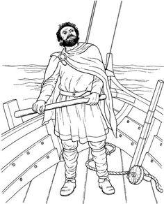 Drawn viking viking man Search Billedresultat à  coloring