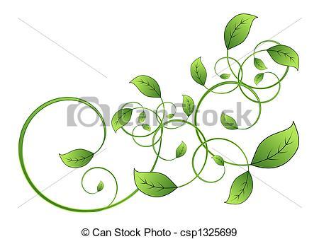 Drawn leaves vine leaf Royalty background leaf Illustrations and
