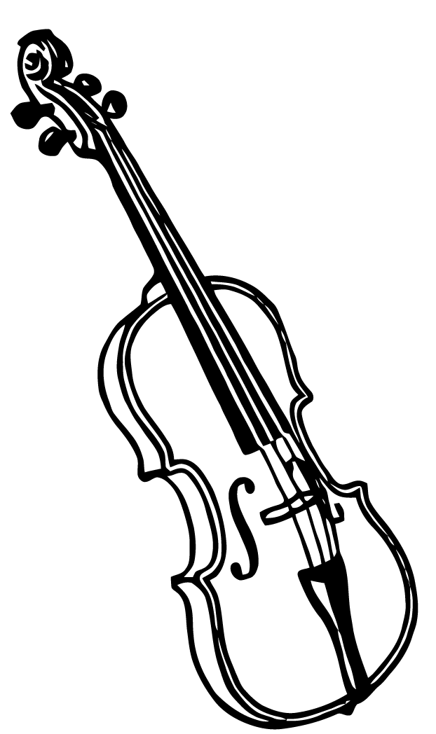 Drawn violinist vector · Art: Ephemeraphilia Vector Free
