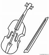 Drawn violinist coloring page Page  for Instruments) Violin
