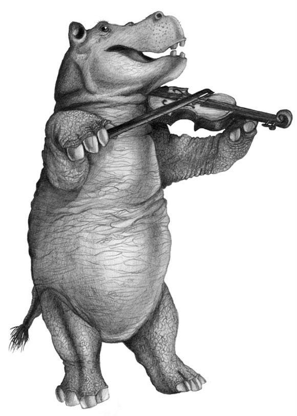 Drawn violinist realistic Stunning Realistic Violin Pencil Drawings
