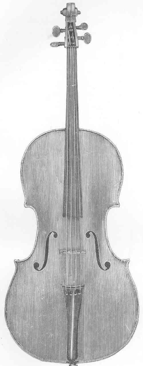 Drawn violinist realistic Violin Hart The  George