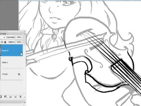 Drawn violinist anime Violinist Anime: Anime: YouTube How