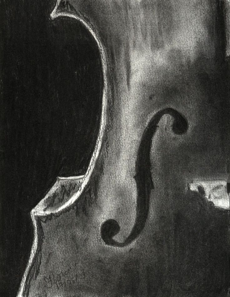 Drawn violin string instrument Musical 67 best Pencil Artwork: