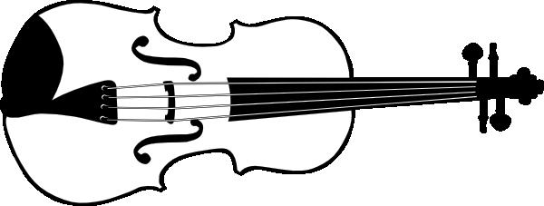 Violin clipart outline This (b image com Violin