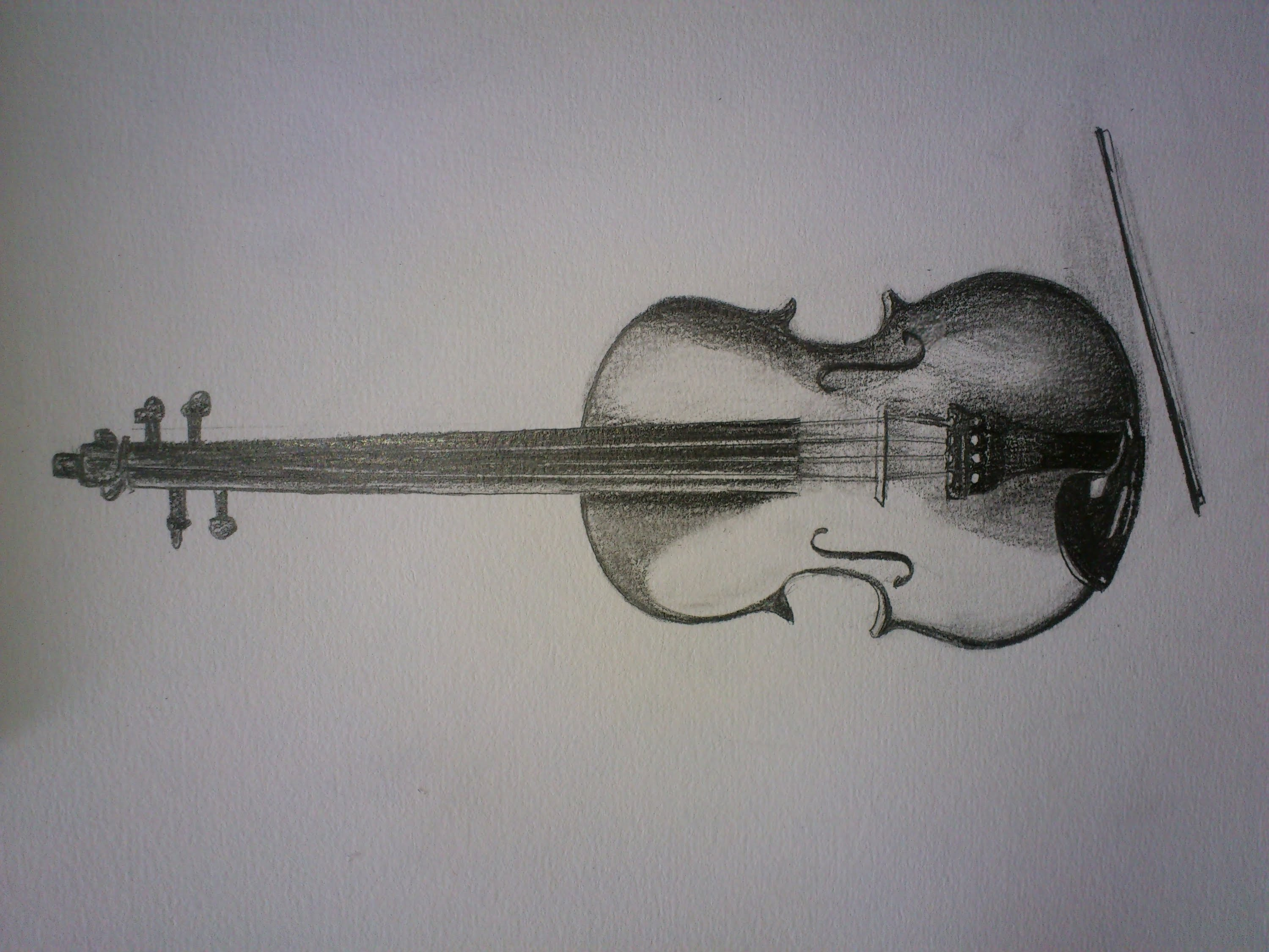 Drawn violinist realistic Draw YouTube draw to How