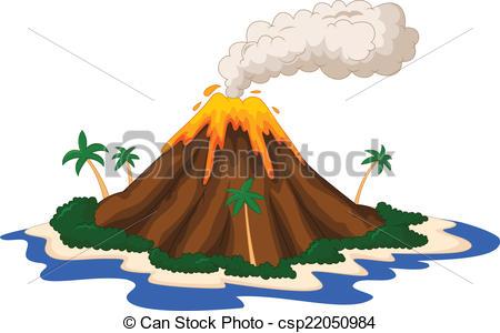 Eruption clipart mayon volcano Clip Clipart volcano art Volcano