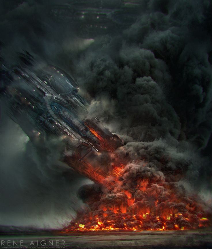 Drawn volcano sci fi Best images Pinterest on and