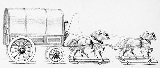 Drawn wagon Jpg Commons File:Horse jpg Wagon