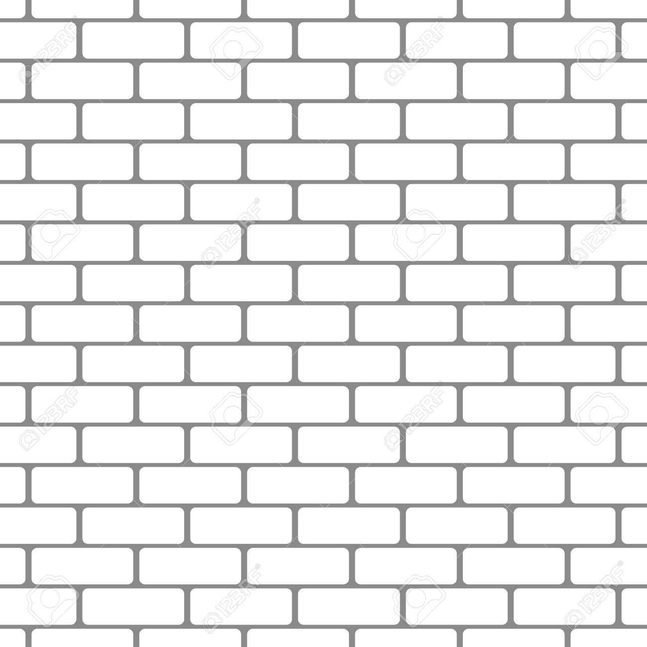 Black clipart brick wall Wall with patterns clipart Clipart