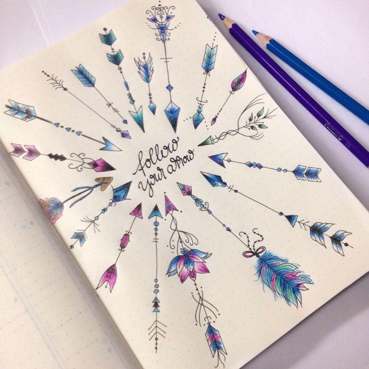 Drawn arrow fun On Find BULLET Pinterest design