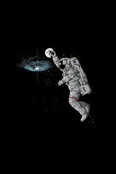 Drawn wallpaper astronaut Para Resultado imagem Astronomia caderno