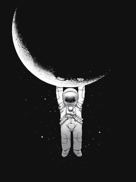 Drawn wallpaper astronaut Pinterest Best Astronaut DrawingSpace ideas