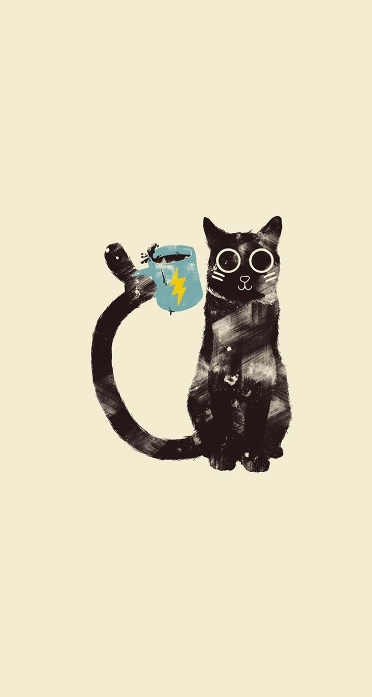 Drawn wallpaper awesome Kitty ★ Pinterest images wallpaper