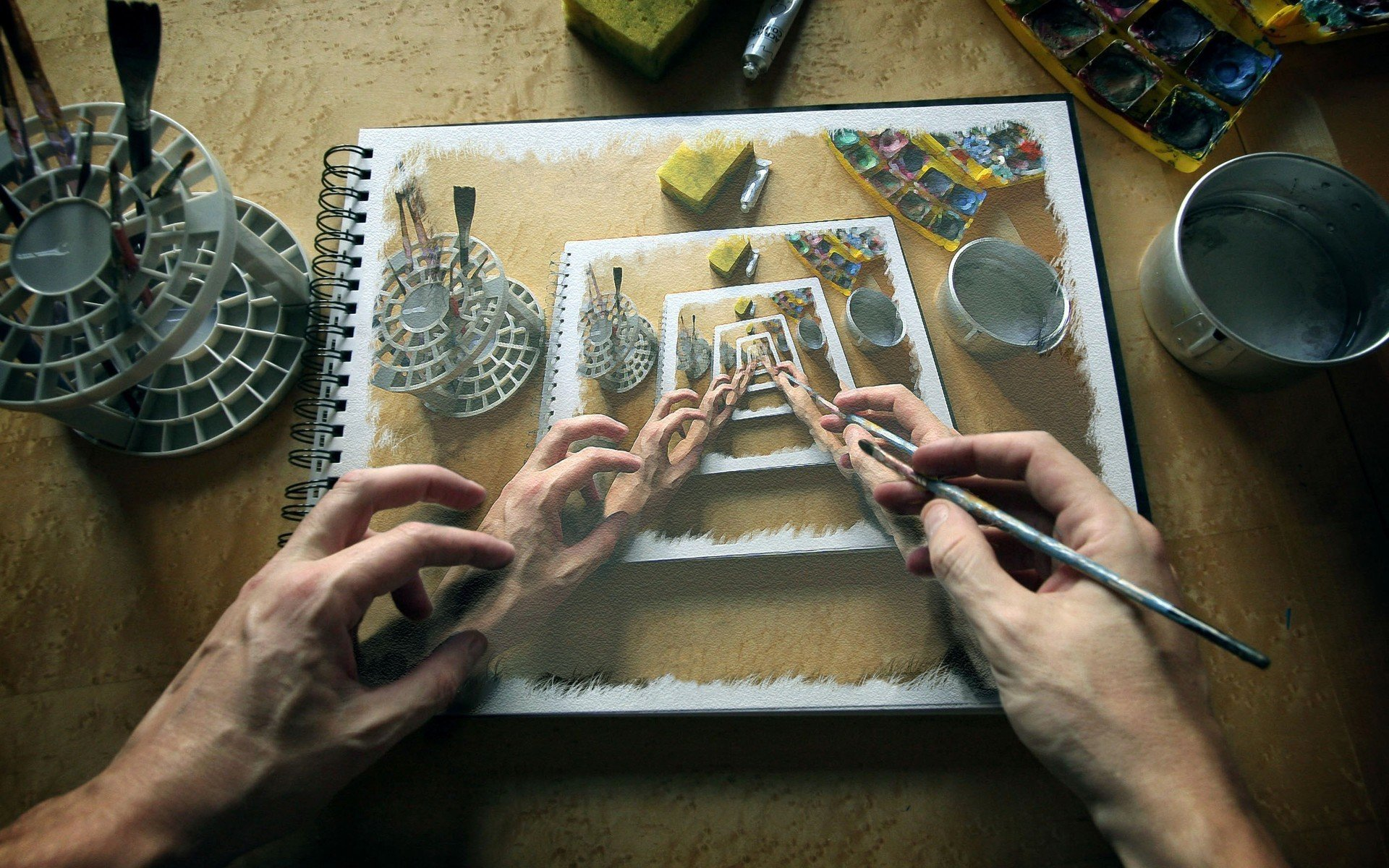 Drawn wallpaper awesome Draw Wallpapers 67 Draw Group