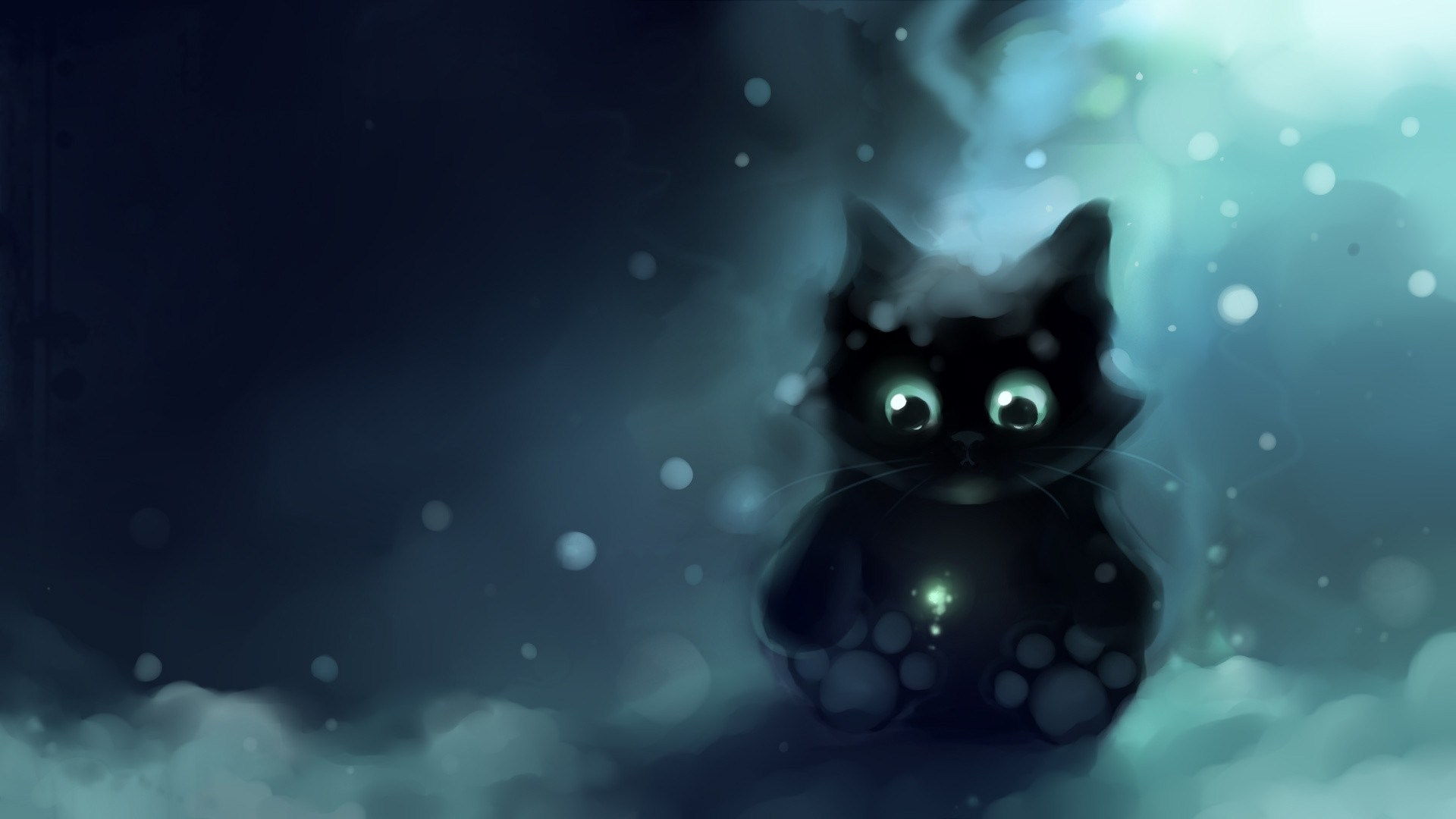 Drawn wallpaper awesome Black Cat wallpaper #11445 Awesome