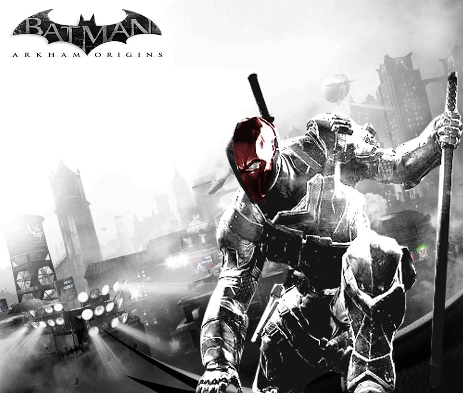 Drawn wallpaper batman 2 Origins Slaine Sl77 Drawing