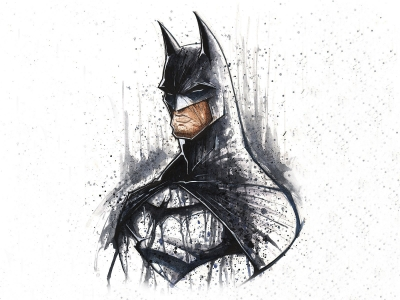 Drawn wallpaper batman Wallpaper Draw Drawing White Illustration