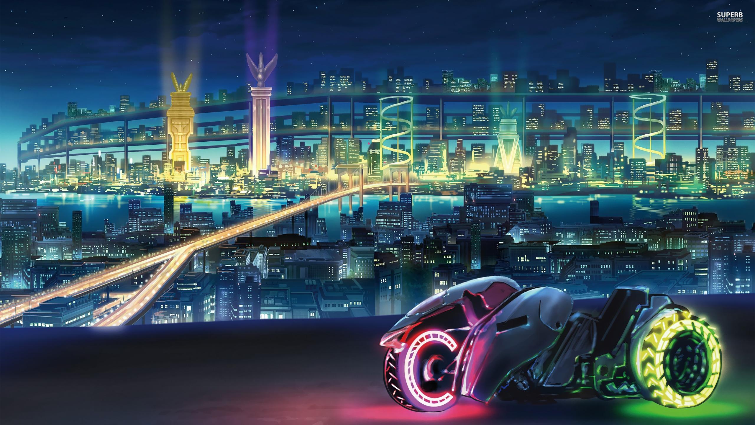 Drawn wallpaper cityscape Perspective futuristic cityscape Drawing cityscape