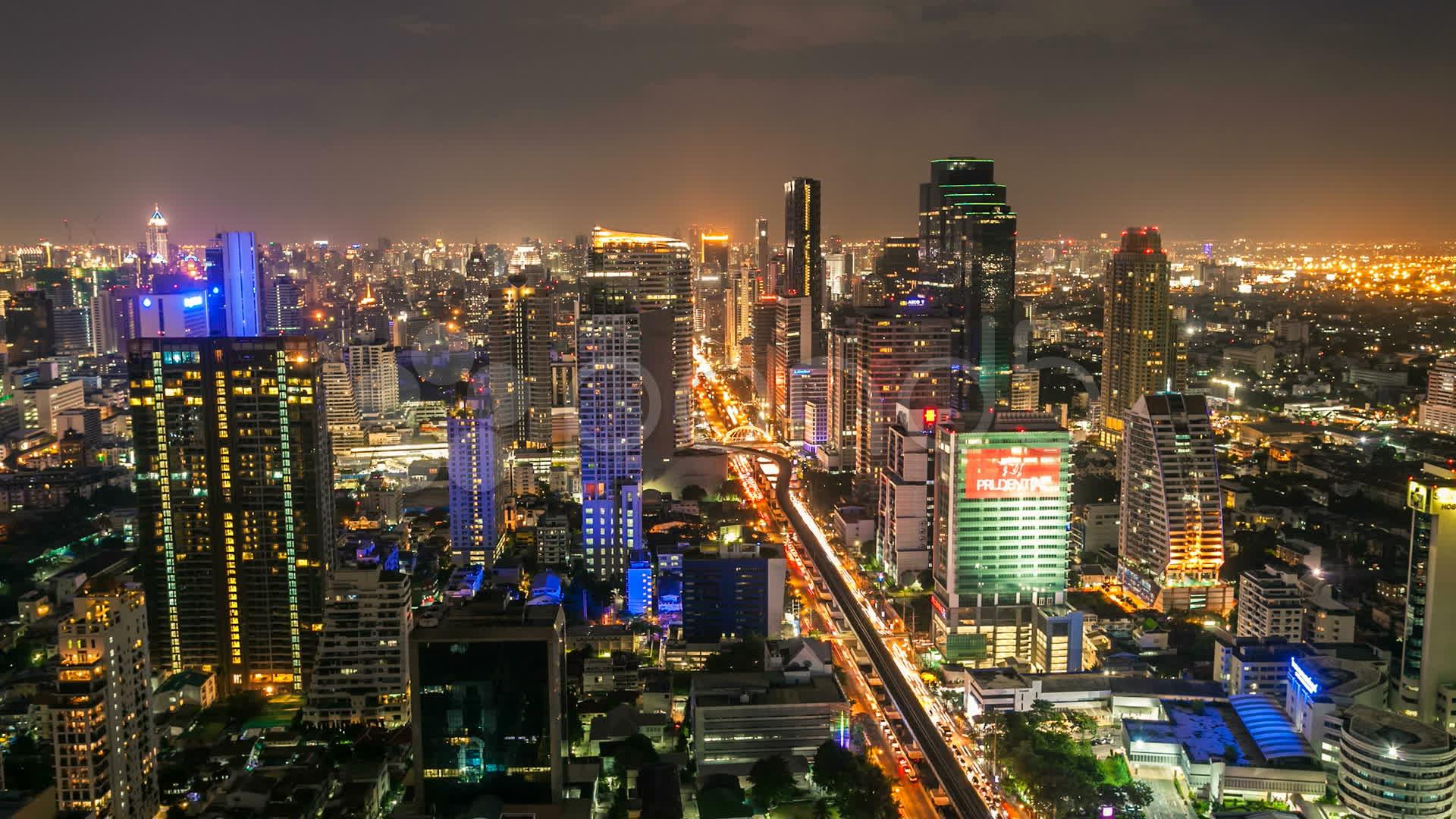 Drawn wallpaper cityscape Bangkok Dallas wallpaper At Texas