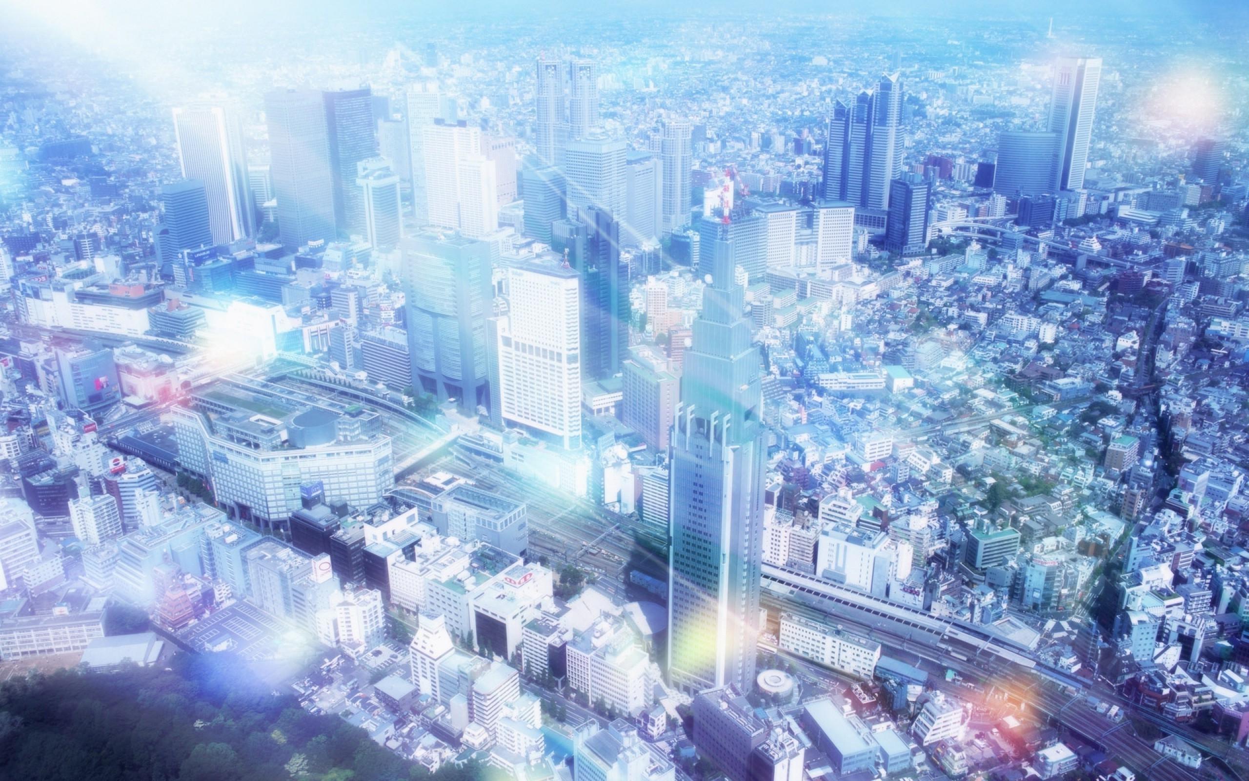 Drawn wallpaper cityscape Cityscape  urban Cityscape Wallpapers