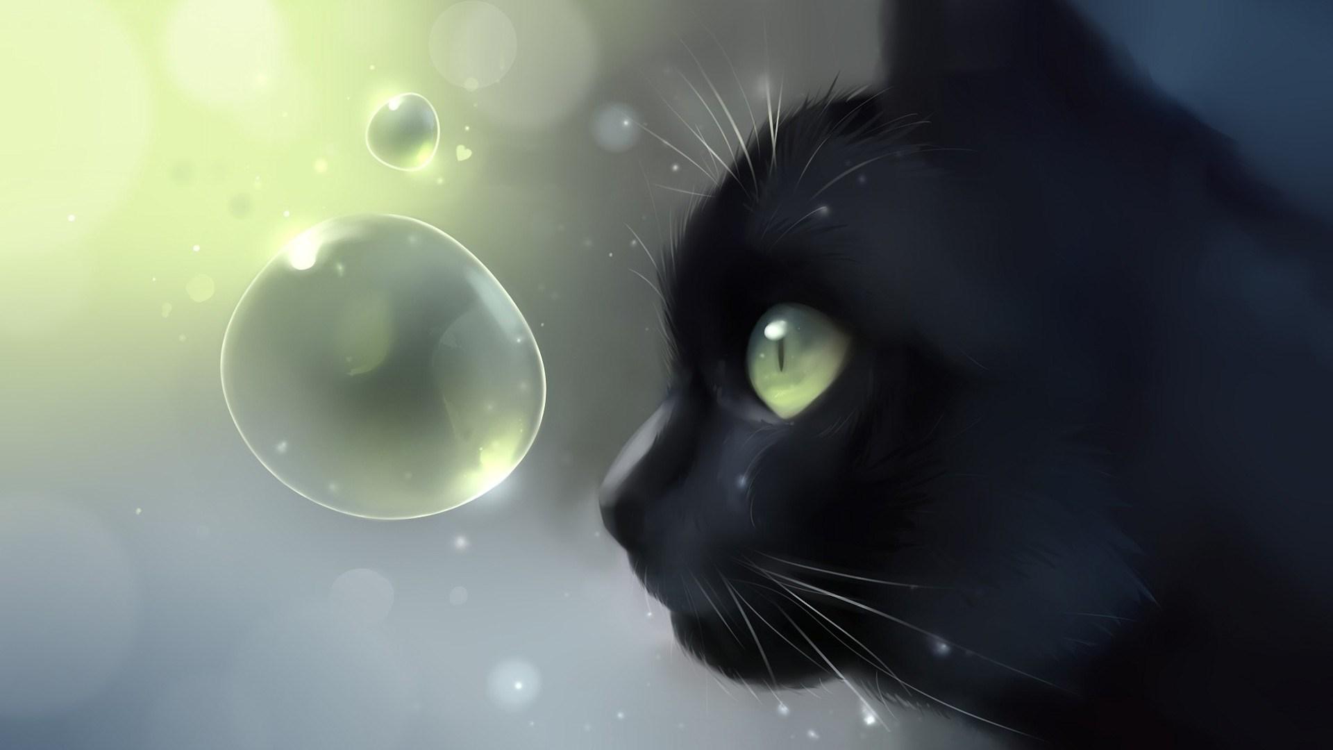 Drawn wallpaper cute anime cat Anime Wallpaper Cute Cat Cat