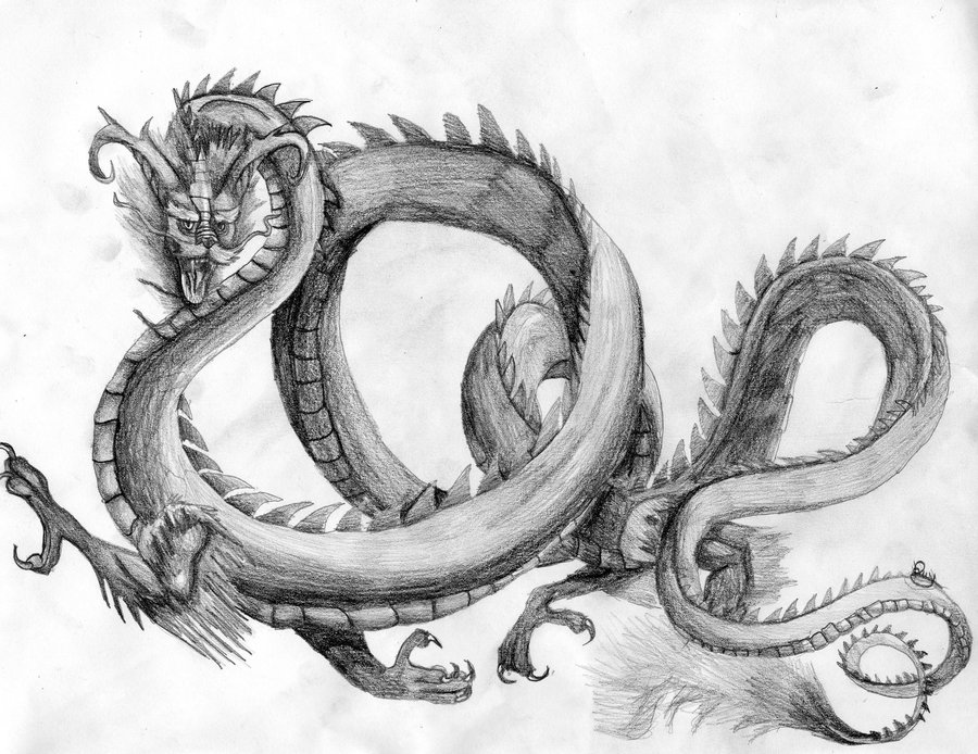 Drawn wallpaper dragon HD Drawings Wallpapers Wallpapers Chinese
