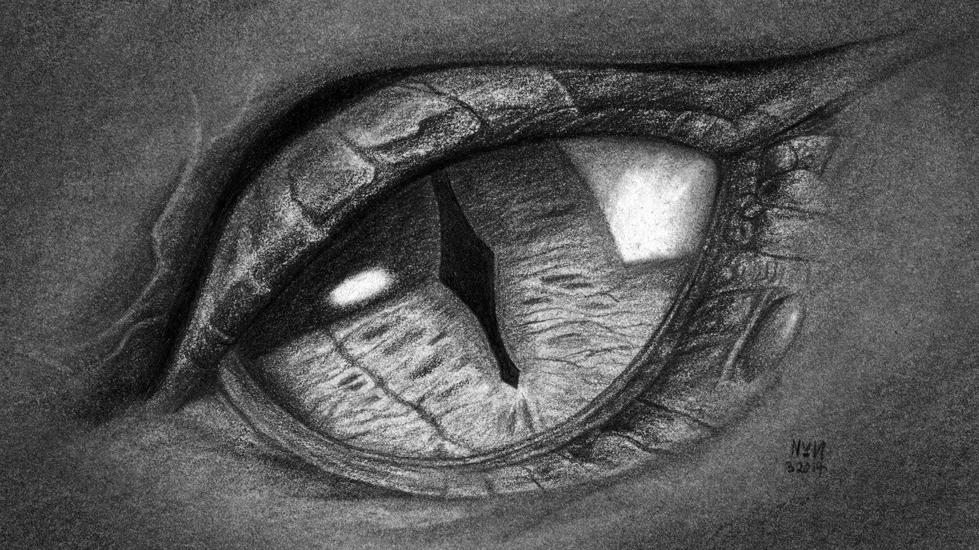 Drawn wallpaper dragon To Close Dragon's Eye Carramar